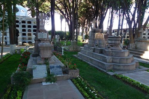 Cementerio - Sucre, Bolivia