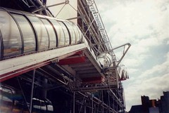 3 Parisian Things: Centre Pompidou