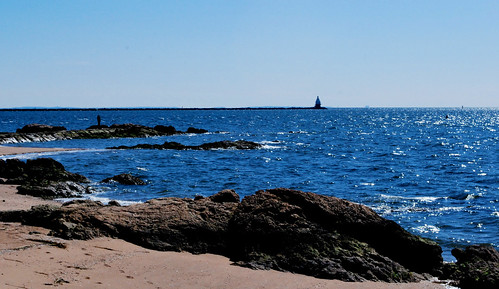 Long Island Sound from Lighthouse Point
