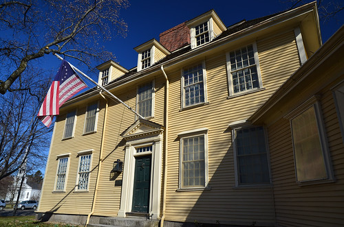 Buckman Tavern, Lexington