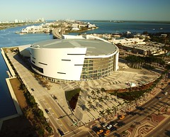 American Airline Arena (al-absi) Tags: sea marina downtown florida miami olympus arena american airline bayside fl    1442mm   e620