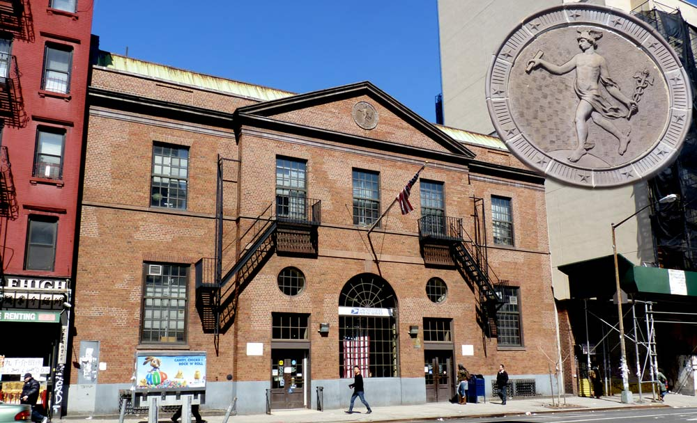 East Broadway Post Office