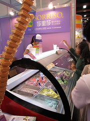 gelato vendor