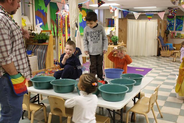 mardi gras preschool style - 1