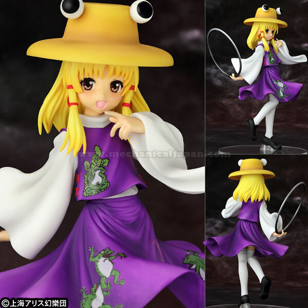 Touhou Project - The Top Of Indigenous Gods Suwako Moriya 1/8 (Griffon Enterprises)