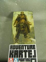 fighting JC box art (capcomkai) Tags: 3a ashleywood threea adventurekartel fightingjc