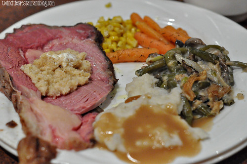 Prime Rib at Grand Casino Buffet ~ Hinckley, MN