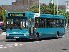 Arriva North West - P182LKL (2282) (Arriva 'North West and Wales') Tags: west north birkenhead arriva 2282 p182lkl