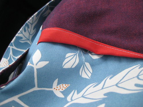 bag closeup