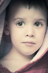 Childhood memories... (Marc Benslahdine) Tags: portrait photoshop xpro crossprocess yeux bébé lightroom canonef50mmf18ii canoneos50d marcopix tripax ©marcbenslahdine lennybenslahdine wwwmarcopixcom wwwfacebookcommarcopix marcopixcom