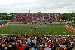 NIU Football Stadium