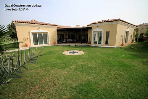 Green Community West bungalow photos, Dubai, 05/April/2011 by imredubai