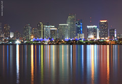 Miami Skyline (iCamPix.Net) Tags: canon florida miami citibank downtownmiami miamiskyline fastlens abigfave anawesomeshot colorphotoaward ultimateshot canonef85mmf12lii venetianislands sunsetmiami superfastlens americanairlinesareana canonef85mm12l 50biscayneblvd jacu flickrsportal xmaxprocessing potofmiami xmax1065b mostbeautifulskyline wachoviatowers