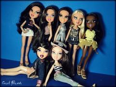 New Girlz!! 7/13 (Carol Parvati ™) Tags: doll dolls katia dana jade sasha charli picnik bratz cloe wildwildwest girlsniteout themovie pamperedpupz foreverdiamondz carolparvati