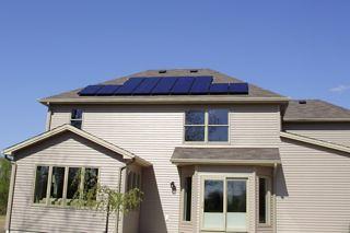 Buffalo, NY residential solar installation