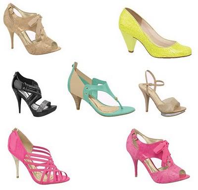 fotos de calçados beira rio 2011