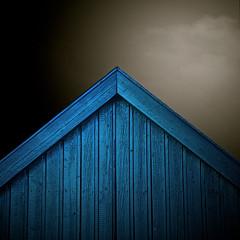 Blue wood / Legno blu (Giorgio Ghezzi) Tags: wood blue storm blu legno tempesta giorgioghezzi