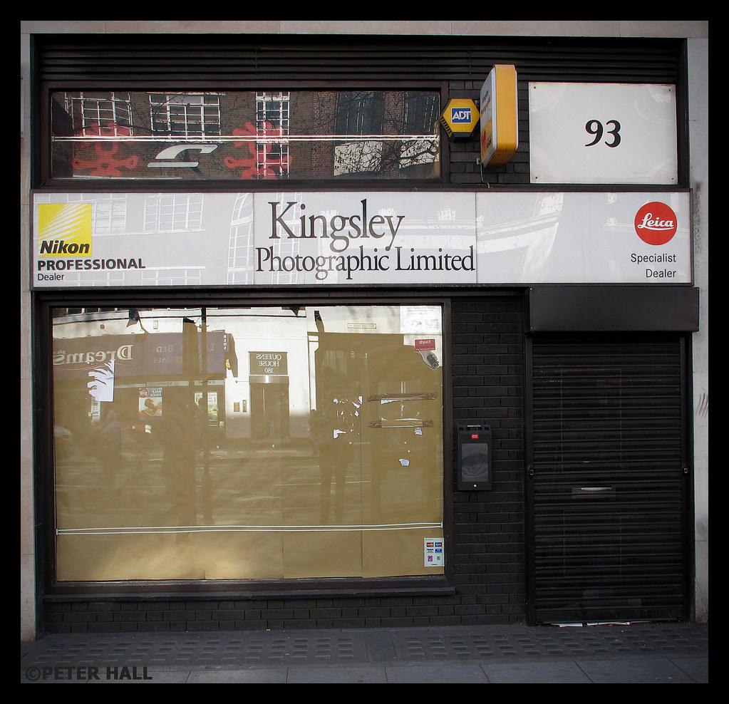 Kingsley RIP