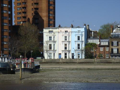 Edificios en Chelsea