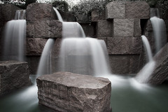 fountain of wisdom (dK.i photography (not diggin the new format)) Tags: longexposure fountain canon dc washington spring memorial president desaturated fdr hoya 2011 thegalaxy ef1740mmf4lusm bestcapturesaoi doublyniceshot elitegalleryaoi mygearandme mygearandmepremium mygearandmebronze mygearandmesilver mygearandmegold mygearandmeplatinum mygearandmediamond artistoftheyearlevel4 artistoftheyearlevel5 artistoftheyearlevel6
