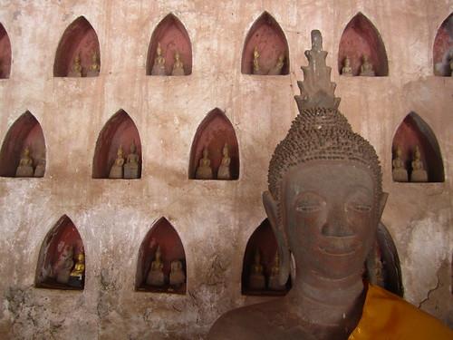 Wat Si Saket, Vientiane