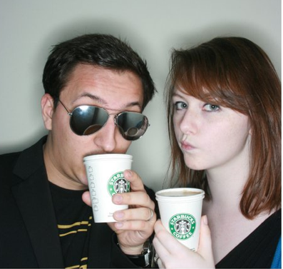 Our Starbucks Moment