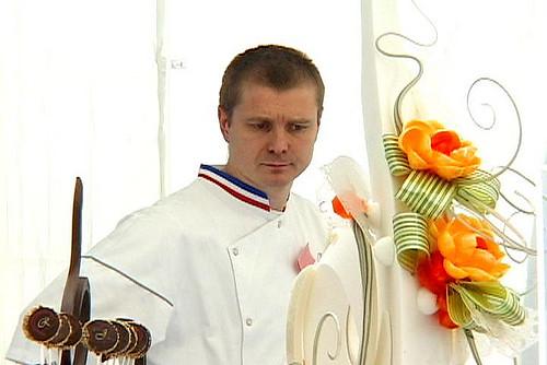 Chef Sebastien Canonne
