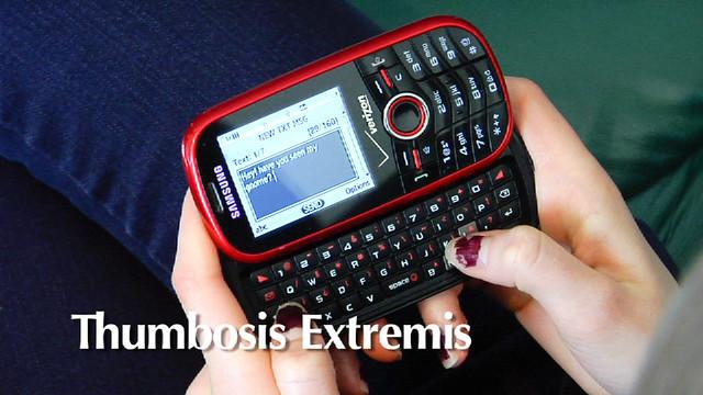 Thumbosis Extremis