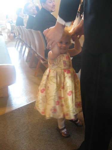 Z at the Wedding