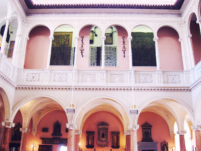 Inside the Villa Ephrussi