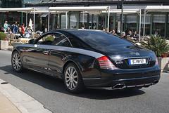 2-door Maybach 57S Coupe by Xenatec (piolew) Tags: world show paris de hotel top live casino montecarlo monaco tm only carlo monte marques coupe supercar maybach 2door 2011 57s xenatec