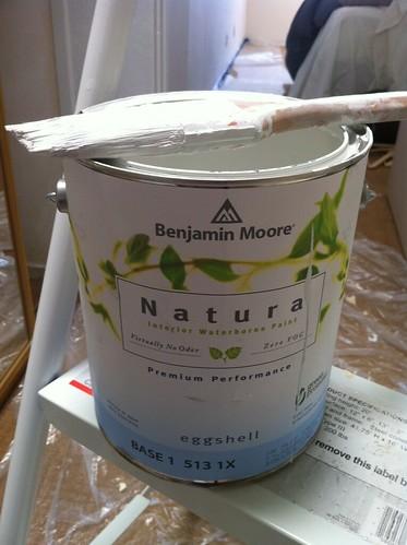 no voc paint benjamin moore greener every week use novoc paint