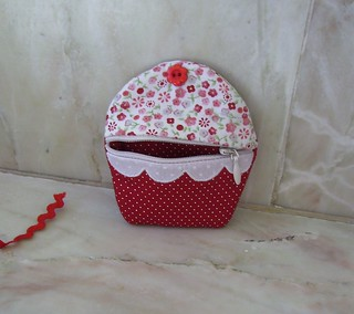 Niqueleira Cupcake
