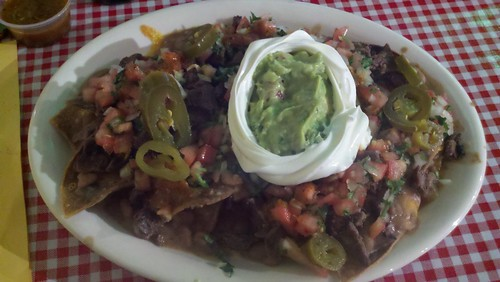 4/15/11 Tere's Mexican Grill