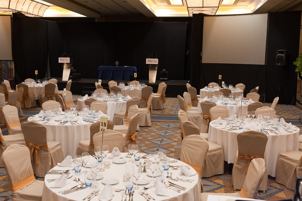 Evento/Events, table set up, dinner, decoration, meeting room, Sheraton La Caleta