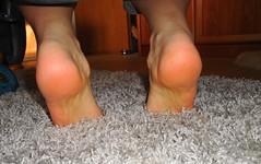 Heike (Darko83) Tags: sexy feet toes mature barefeet milf soles
