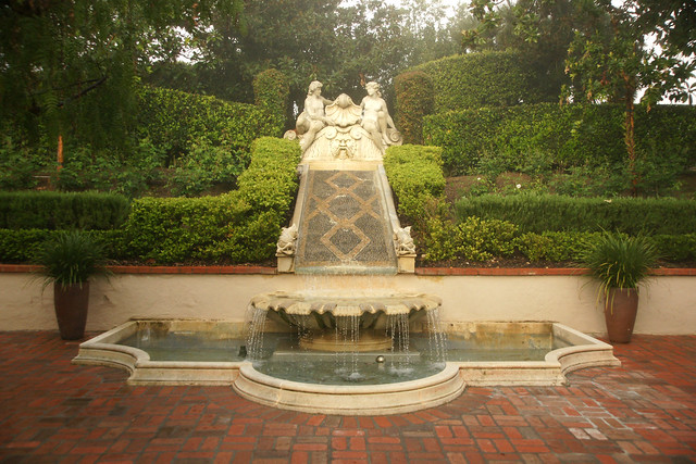 Fountain @ Rancho Bernardo Inn | San Diego, CA