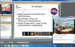 Webinar sessie 19-4-2011