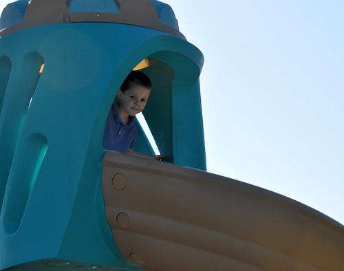 playground slid