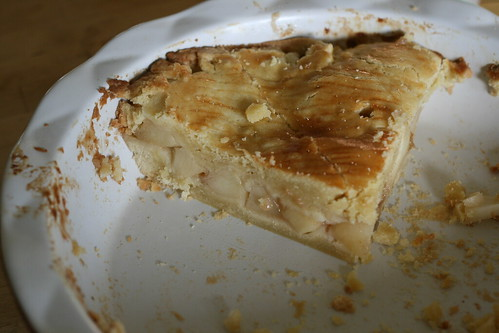Breton Apple Pie