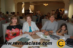 DSC_2701 Margarita de Ordoñez, María Teresa Chapa de Ordoñez, Elvia de Gómez y Ximena Gómez.