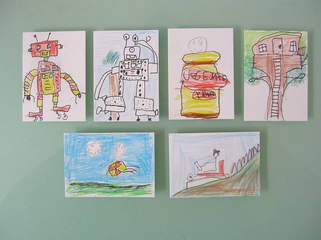 Collection by Luca (age 6)