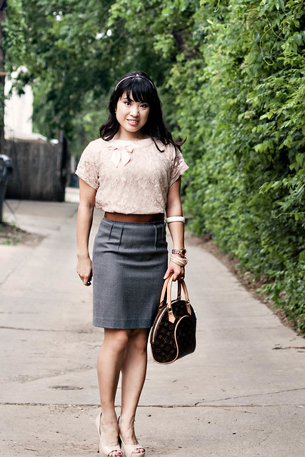 forever 21 lace cover top bebe pink top loft ribbon waistband pencil skirt aldo withey pumps louis vuitton ellipse purse michael kors rose gold watch mk5430