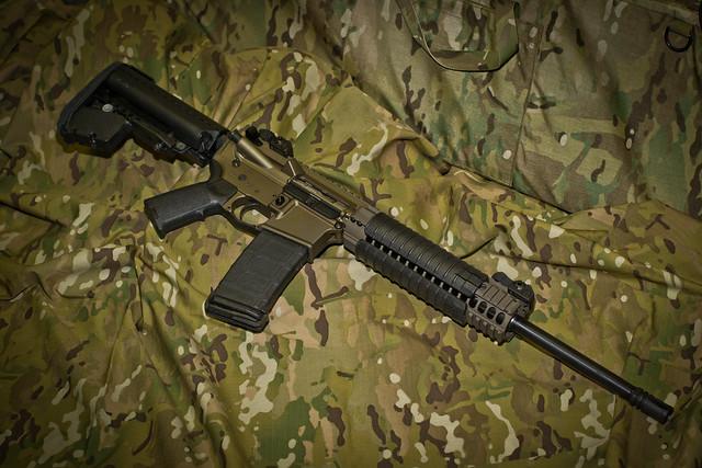 LWRC M6A2 MRE