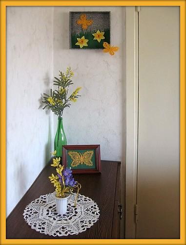 Kollased liblikad