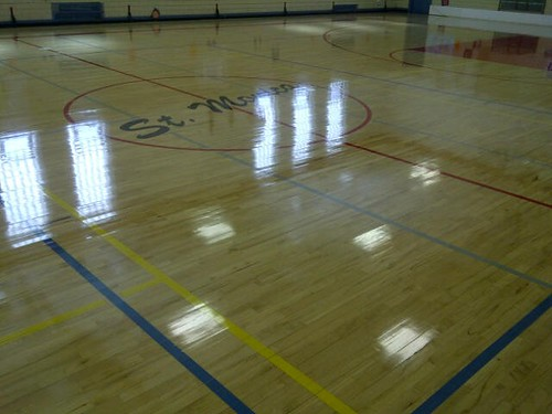 Save Money on your Gym Floor!