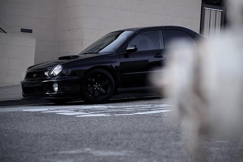 Creeping.