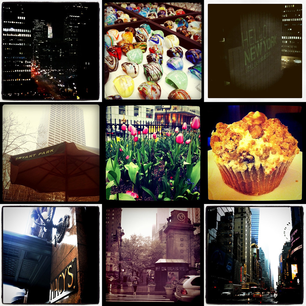 Instagram First 24 hours in New York