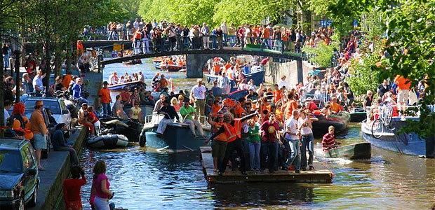 Queen's Day Amsterdam 2