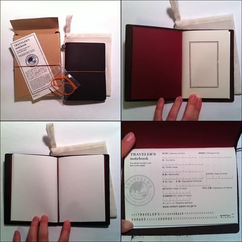 Midori Passport Traveler's Notebook